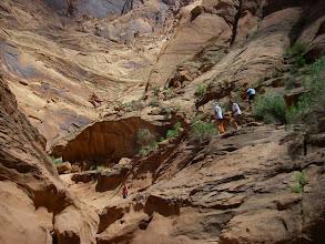 Photo: Upper canyon hike.