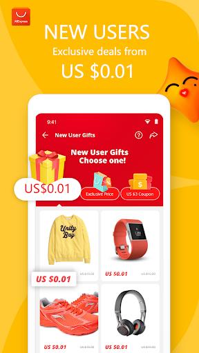 AliExpress - Smarter Shopping, Better Living 8.15.3 Screenshots 1