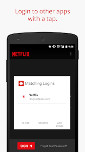 LastPass Password Manager - screenshot thumbnail