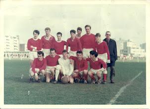 Photo: H.M.S.H. ? 1964 D.V.C.-toernooi