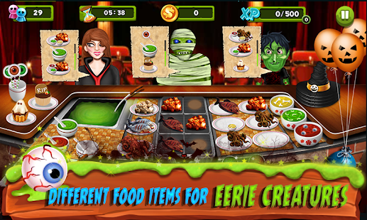 Restaurant Mania : Zombie Kitchen - Android Apps on Google Play
