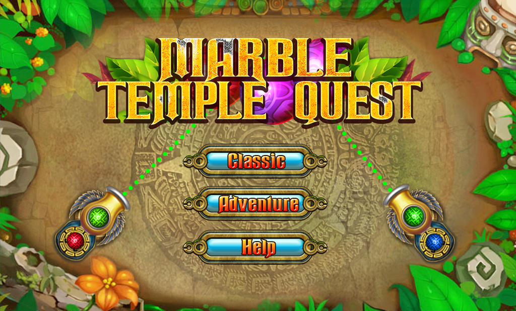 Marble - Temple Quest- screenshot