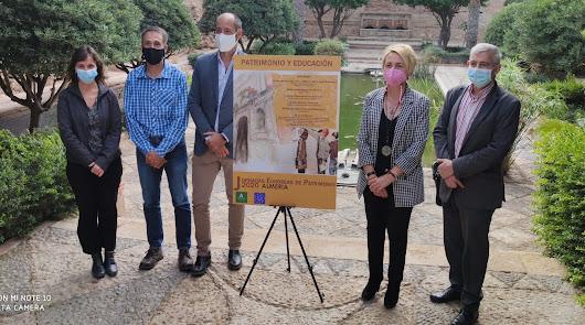 La conservadora Gema Embí Nájar, la mejor posicionada para dirigir la Alcazaba