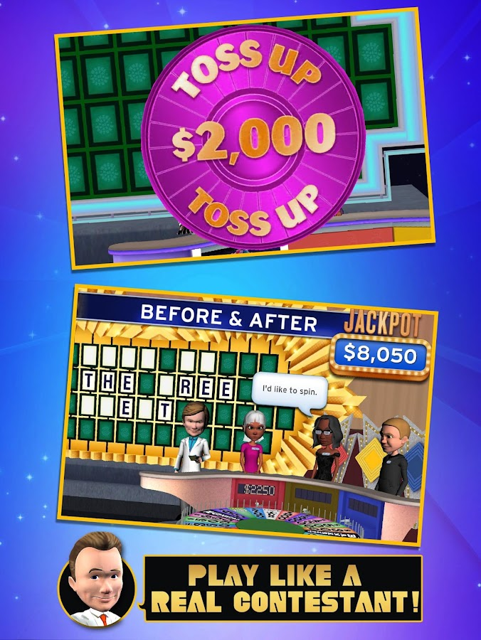 Wheel of Fortune- screenshot