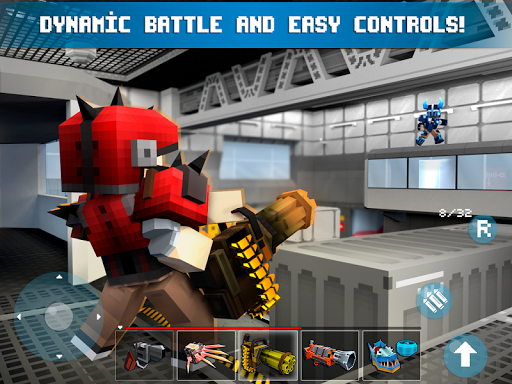 Mad GunZ - FPS online shooter, map craft  screenshots 6