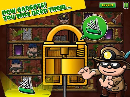 Bob The Robber 5: Temple Adventure by Kizi games  screenshots 4