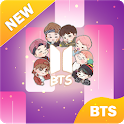 Kpop BTS Piano Tiles - Army Games Magic 2021 icon