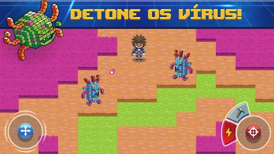 Detona Vírus- screenshot thumbnail