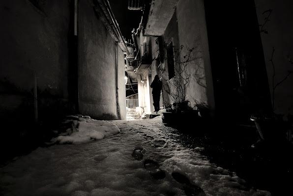Da solo verso la luce di giuseppe_romeo