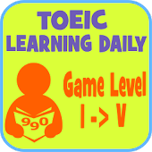TOEIC Learning Daily