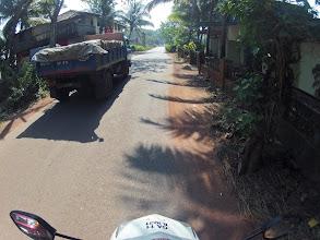 Photo: on the bike..