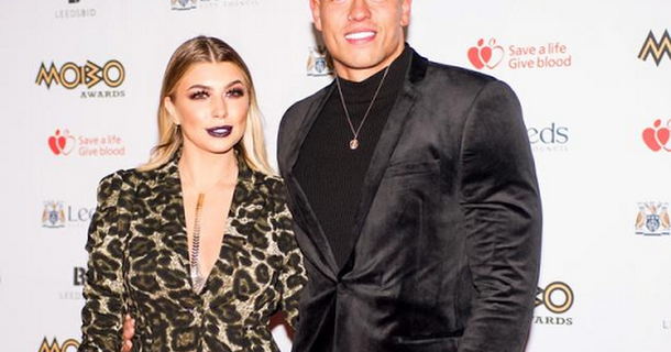 Olivia Buckland and Alex Bowen say their TV love won't be repeated