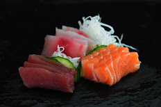 SA9 Assortiment de sashimis