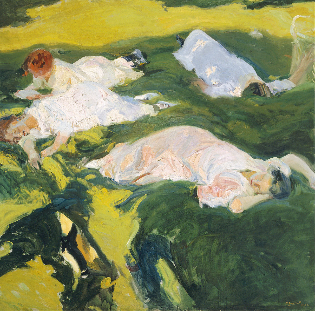 The Importance of the Siesta