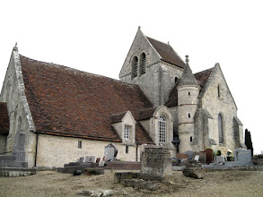 Photo: église de Rocquemont