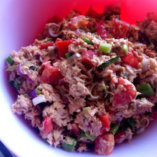 Fiesta Tuna Salad.