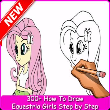 Descargar Aprende A Dibujar Chicas Equestria Apk Última Versión De ...