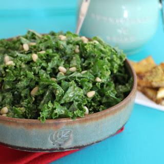 Only-Kale-Can-Save-Us-Now Salad