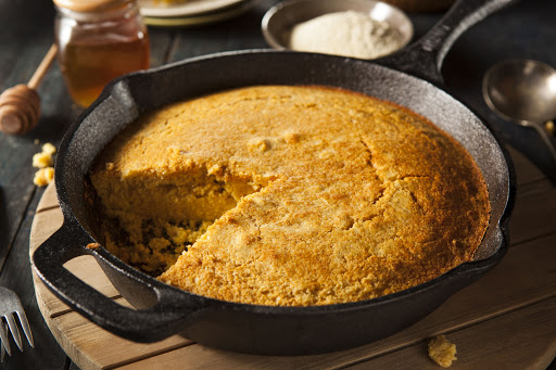 One bowl, one pot, one magical mielie bread