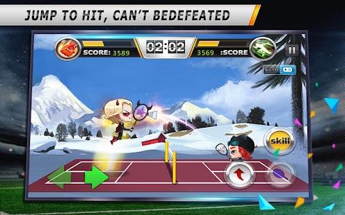Badminton- screenshot thumbnail