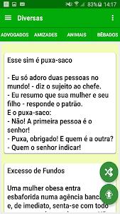 Top Piadas + Aí Paaah Tirinhas screenshot 6