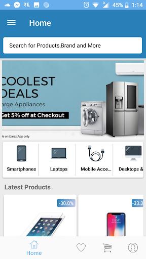 Ksonline store App Preview 1