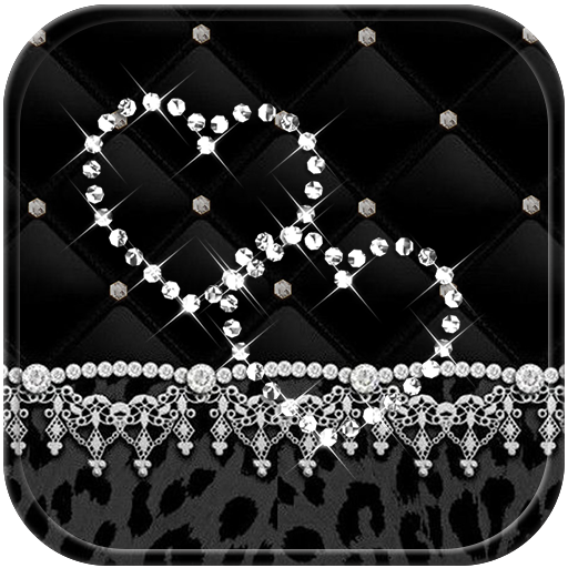Black Lace Leopard Theme 遊戲 App LOGO-硬是要APP