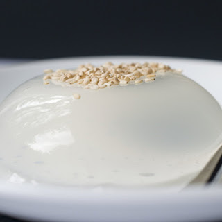 The Raindrop Cake [Vegan, Gluten-Free]