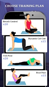 Yoga for Beginners – Daily Yoga Workout at Home App Latest Version  Download For Android 4