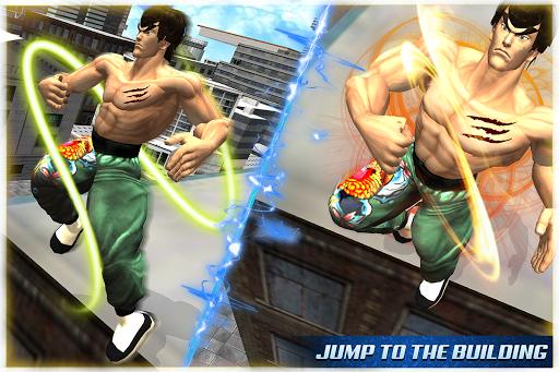 Ultimate KungFu Lee Hero vs Super villains for PC