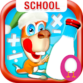 Milk Hunt: Free Kids Math Game