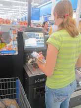 Photo: I love self check out because you watch each price as it scans - and you can make sure you're getting the right deals - plus you bag it the way you want too!