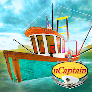 UCaptain- Sea Fishing Ship Simulator 4.82 APK MOD