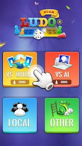Ludo Star 2-Offline Ludo game,be the king of world 1.1.2