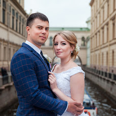 Wedding photographer Yuliya Borisova (juliasweetkadr). Photo of 04.06.2018