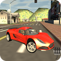 Real Turbo GT Car Driver 3D icon