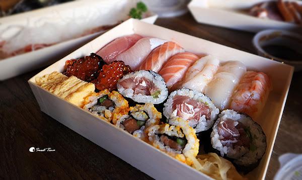 上引水產 - 生鮮超市 / 握壽司 生魚片 熟食即食 烤魚 炸物