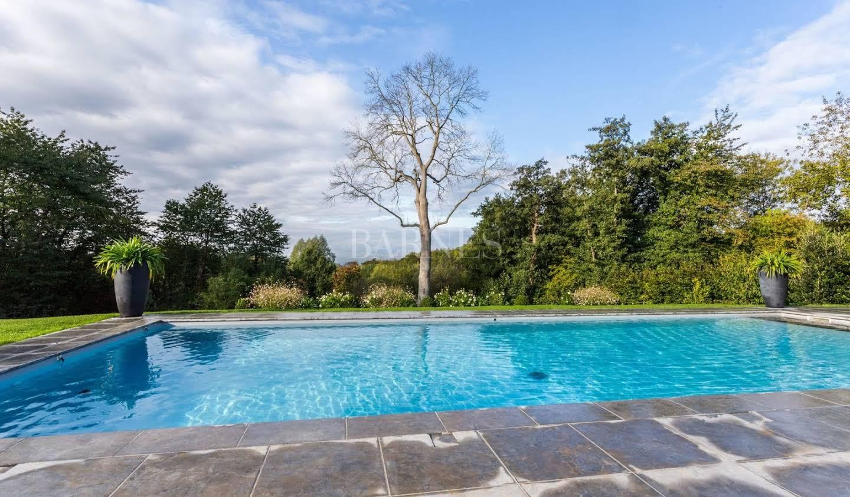 Maison avec piscine et terrasse Deauville