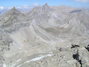 Photo: Vallonasso di Stroppia sullo sfondo l'Aiguille de Chambeyron