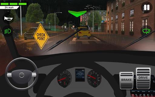 City Car Driving & Parking School Test Simulator apkdebit screenshots 6