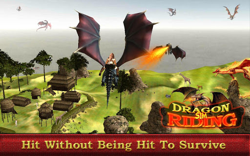 Flying Dragon Simulator – Dragon Rider 1.1 screenshots 5