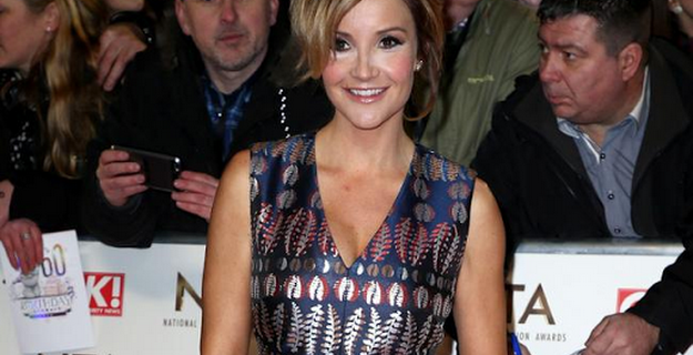 Helen Skelton gave birth in front of firefighters