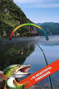 Let's Fish: rybářská hra - náhled