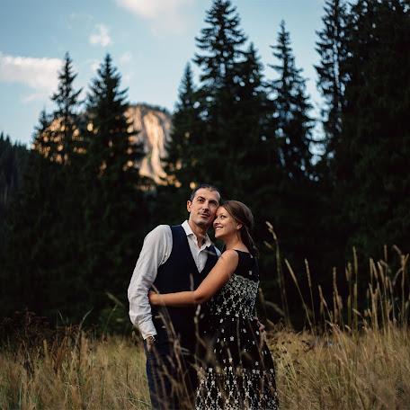 Wedding photographer Andrei Harpa (thepinesstories). Photo of 13.09.2016