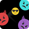 Emoji Bounce - Idle Smiley War