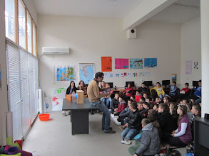 Photo: «Ο Τάκης ο Πειραματάκης» στα ΚΕΣΠΕΜ Εχίνου