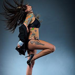 by Mon Rojumnong - People Body Art/Tattoos