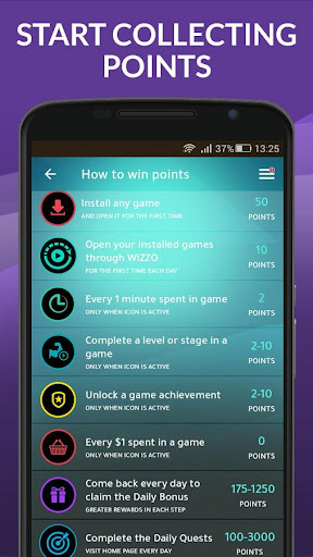 WIZZO Play Games & Win Prizes 1.15.4-RELEASE screenshots 5
