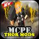 MCPE Thor Mod
