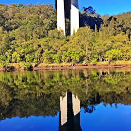 Reflections by Amanda Daly - Novices Only Landscapes